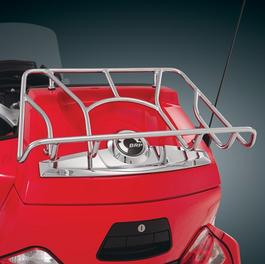 RT Luggage Tour Rack - Chrome Edition