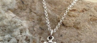 """Sterling Silver 2mm Rolo Chain 18"""""""