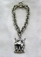 Kieselstein-Cord Horse Head Bracelet