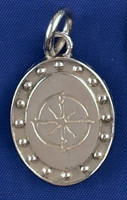 Sterling Silver Belgian Warmblood Breed Charm or Pendant