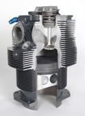 TISN38.0SA  Cylinder, TITAN 360/540, StudAssy,Nickel Bore