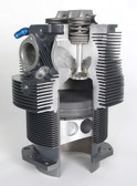 TISN26.0SA  Cylinder, TITAN 540, Stud Assy, Nickel Bore