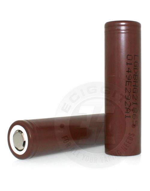 LG HG2 18650 20A 3000mAh Battery
