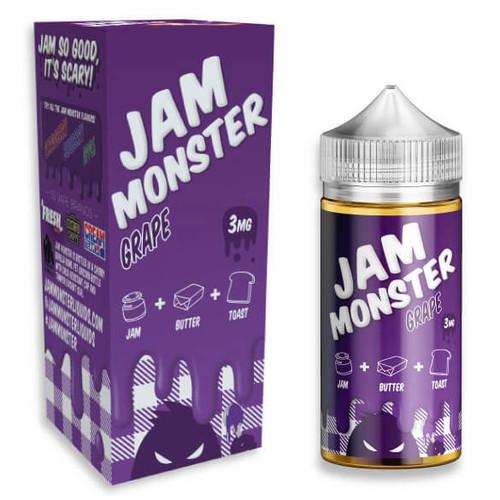 Jam Monster - Grape 100ml