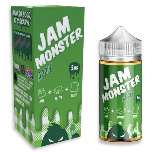 Jam Monster - Apple 100ml