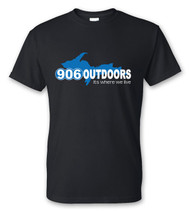 906 Outdoors U.P. T-Shirt Black