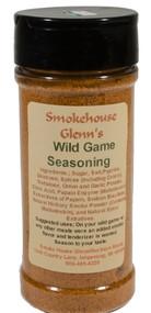 Smokehouse Glenn's Wild Game Seasoning