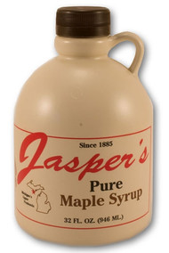 Jasper's Maple Syrup - 1/2 Gallon