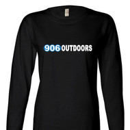 906 Outdoors Long Sleeve WOMENS Tshirt