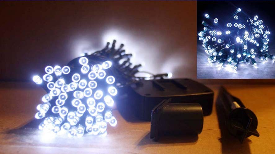 solar string lights indoor solar string lights have 60 white led bulbs and do not require electricity powered string lights fairy
