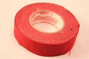 Cloth Handlebar Tape: Red