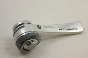 NIB/NOS Suntour Cyclone 9000 Accushift Downtube Shifter: Right/Rear 6 Speed