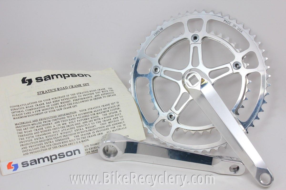 NIB Sampson Stratics CNC Crank 1990s Image 2