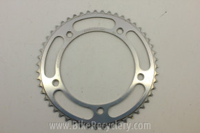 "Sugino Mighty Competition Track Chainring: 51T, 1/8"",151 BCD"