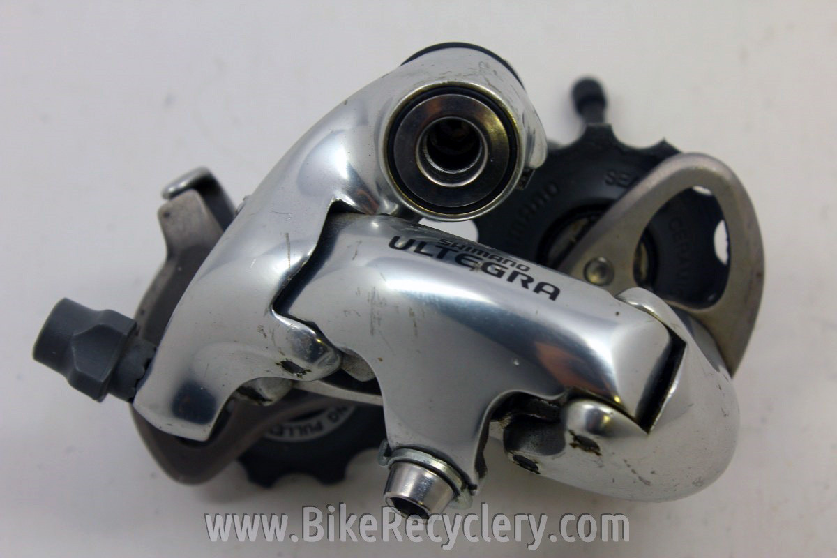 Shimano Ultegra Road Bike Rear Derailleur: RD-6500, 9 Speed 10 Speed - Bike Recyclery