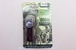 Kool Stop Campagnolo Carbon Brake Pad Inserts: (pair)