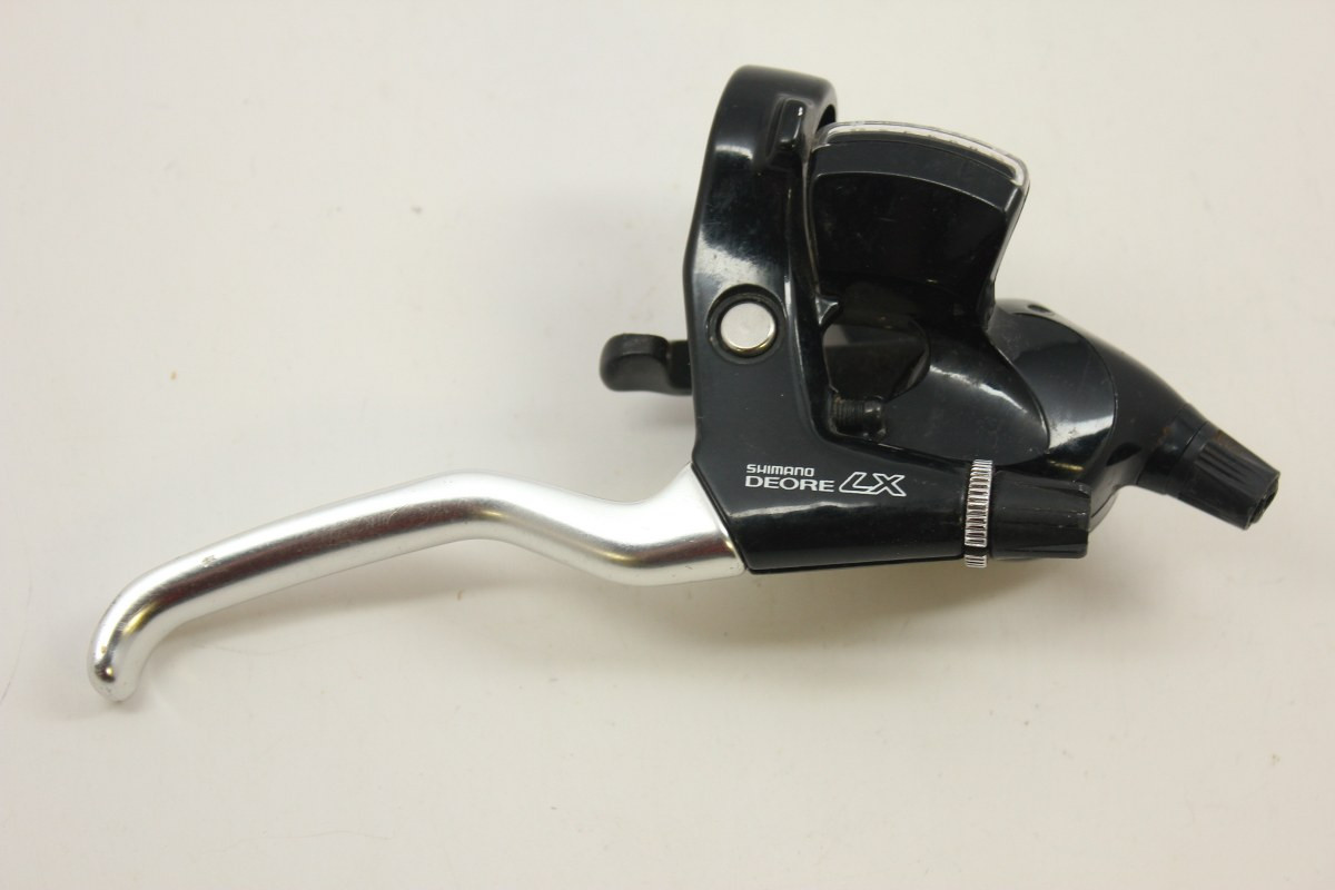 Shimano Deore Lx 7 Speed Rapidfire Combo Shifter St 568