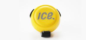 ICEdot Crash Sensor: Includes 1 Year Premium Membership, NEW