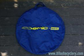 "Mavic Cosmic Wheel Bag: 700c / 27.5"" / 26"", Blue"