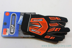 Bilt Racing DH or Motocross Gloves: Large, NEW