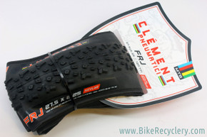 "Clement FRJ Mountain Bike Tire: 27.5"" x 2.25"" (650b) - 120tpi - Kevlar"