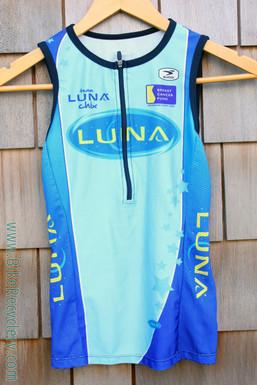 Team Luna Cycling Jersey / Tank: Small