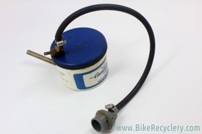 Campagnolo Special Grease Tub w/Grease Gun Fitting & Hose: Large (empty)