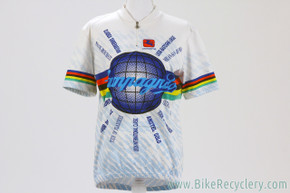 NEW Campagnolo World Logo Commemorative Cycling Jersey: IT XL/5/52cm (US Large/XL?)