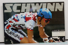 1988 Schwinn Road/MTB Owners Manual