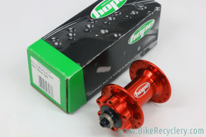 Hope Pro 2 Evo Front Hub: 32h - QR - Red (NEW)
