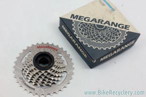 NIB/NOS Shimano MF-HG40  7-Speed Megarange Freewheel: 14-34t - MTB/Touring