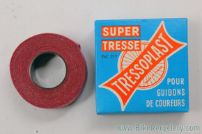 NIB/NOS Vintage Tressoplast Cotton Handlebar Tape:  Violet - 1960's - One Roll (5 rolls available)