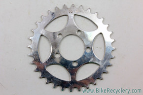 T.A. Tandem Crossover Timing Chainring: 32t - Ref 201 - 50.4mm (Near Mint)