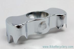 NOS Schwinn Chrome Fork Crown: Lightweights (PRISTINE)