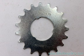 NOS Bendix Coaster Brake 19t Sprocket / Cog: Mexico - Silver