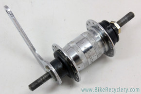 Shimano 333 Coaster Brake Rear Hub: 28H (Near Mint+)