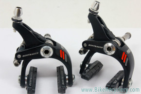 Bontrager Speed Limit Road Caliper Brakeset: Black - 270g (MINT Almost New)