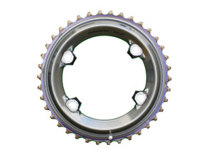 XTR M9000 / M9020 2x Outer Chainring: 38t - 11sp (NEW)