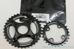 Race Face Turbine 11 Speed Chainring Set + Spider: 36T & 26T - 104/64mm (NEW)