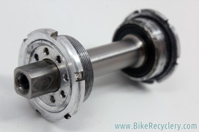 Adventure Components Titanium Bottom Bracket: 103mm x 68mm - 136g (EXC)