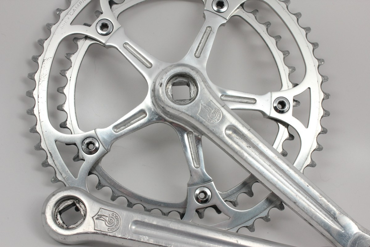 Vintage bikes and bicycle parts