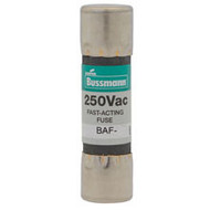 Bussmann 5AG Series BAF, 5 amp 250Vac Commercial Fuse