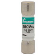 Bussmann 5AG Series FNM, 1/10 amp 250Vac Commercial Fuse