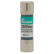 Bussmann 5AG Series MIC, 20 amp 32Vac Commercial Fuse