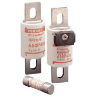 Mersen Form 101 Series A50P, 40 amp 500Vac Commercial Fuse