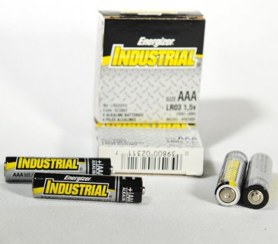 Energizer AAA EN92 Battery, 1.5V
