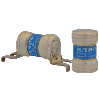 Bussmann Specialty Series TPS, 1 Amp 170Vdc Commercial Fuse