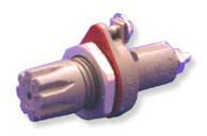 Single Pole Panel Mount Non-Blown Fuse Indicating fuse holder  for F02, F03, FM09 fuses by FIC