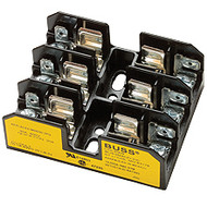 G30060-3CR 3 Pole Fuse Block for Class G Fuses, 35-60 Amp, 480V, Box Lug Terminal with Retaining Clip