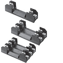 H25030-3S 3 Pole Fuse Block for Class H Fuses, 1/10-30 Amp, 250V, Screw Terminal